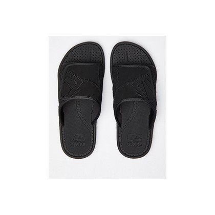 "Focus Slides in ""Black/Black""  by Globe"