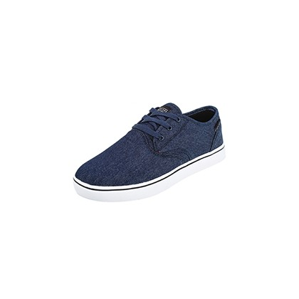 "Solid Shoes in ""Navy/Denim""  by Skylark"