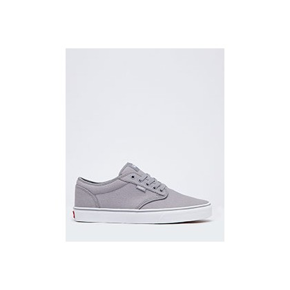 Atwood Shoes in Alloy/White by Vans