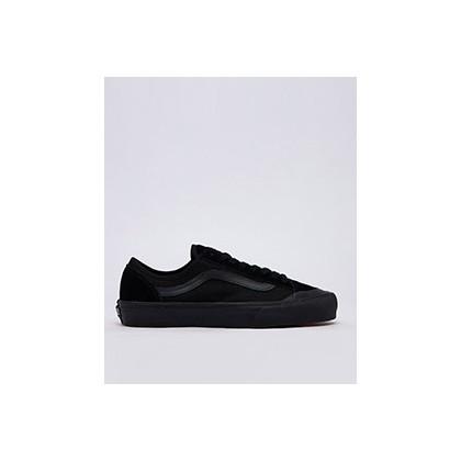 36 Decon Shoes in Black/Black by Vans