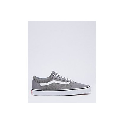 "Ward Shoes in ""(Static Heather) Alloy/Gr""  by Vans"