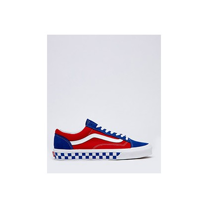 "Style 36 BMX Shoes in ""(Bmx Checkerboard) True B""  by Vans"