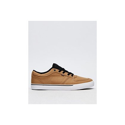"Newhaven Shoes in ""Light Brown/Black""  by Globe"