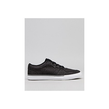 "Newhaven Shoes in ""Black Denim/White""  by Globe"