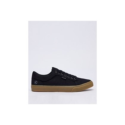 Highline Classic Shoes in Black Gum by Kustom