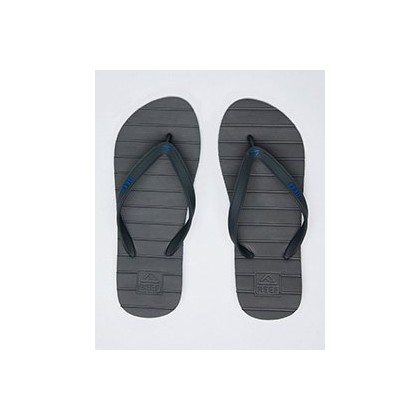 "Switchfoot Thongs in ""Stripe Blue""  by Reef"