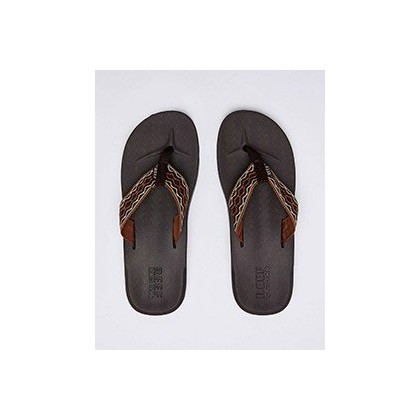 Cushion Smoothy Sandals in Brown by Reef