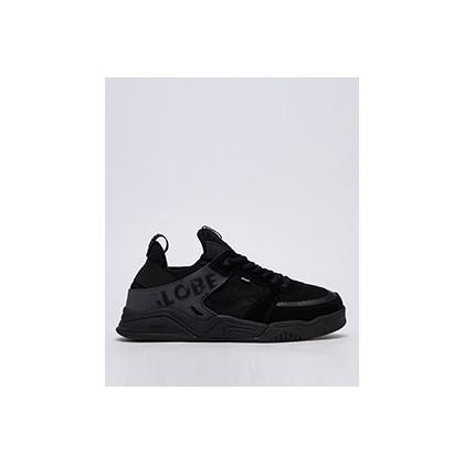 Tilt Evo Shoes in Triple Black by Globe