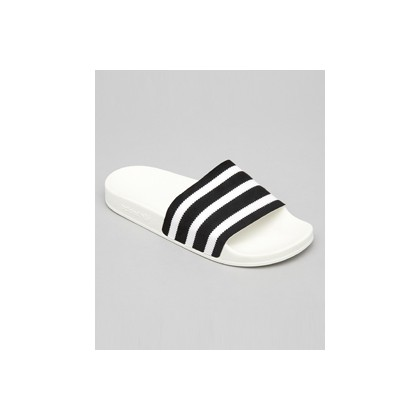 Adilette Slides in  by Adidas