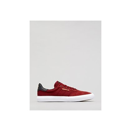 3MC Shoes in Collegiate Burgundy/Core by Adidas