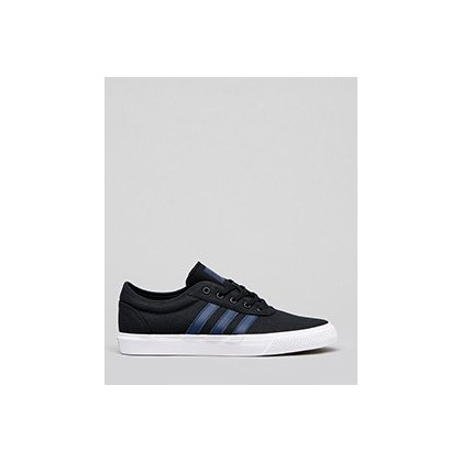 AdiEase Shoes in Core Black/Collegiate Nav by Adidas
