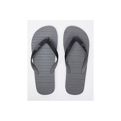 Elite V6 Thongs in Grey/Black by Lucid