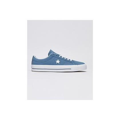 Womens One Star Shoes in Blue/White by Converse