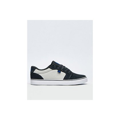 Anvil Shoes in Grey/Blue by DC Shoes