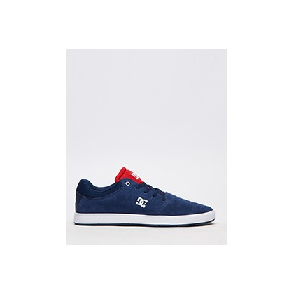 "Crisis Shoes in ""Navy White""  by DC Shoes"