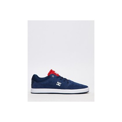 Crisis Shoes in Navy White by DC Shoes