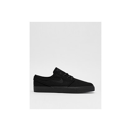 "Janoski Shoes in ""Black/Black-Anthracite""  by Nike"