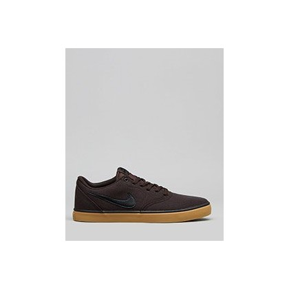 Check Shoes in Velvet Brown/Black-Gum Ye by Nike