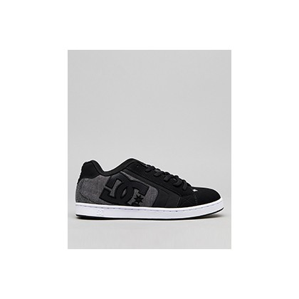 "Net SE Shoes in ""Black Resin""  by DC Shoes"