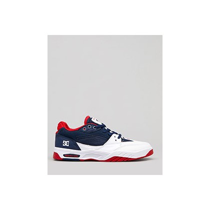 "Maswell Shoes in ""Navy/White""  by DC Shoes"