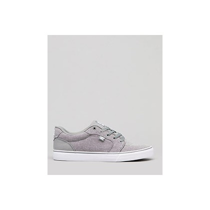 "Anvil Shoes in ""Light Grey""  by DC Shoes"