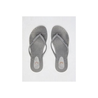 Dippin' Thongs in Light Sage by Rusty