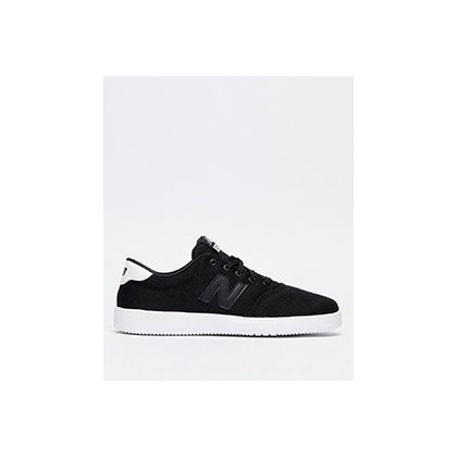 CT10 Shoes in Black/Black/White by New Balance