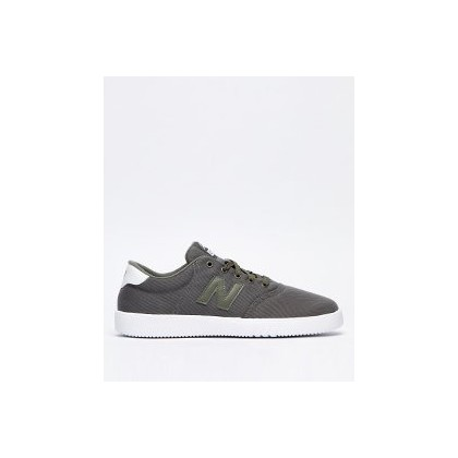 CT10 Shoes in Olive/White by New Balance