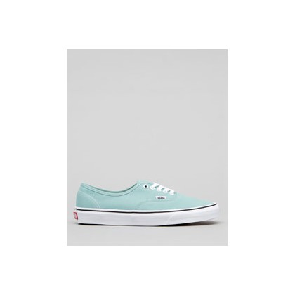 "Authentic Shoes in ""Aqua Haze/True White""  by Vans"