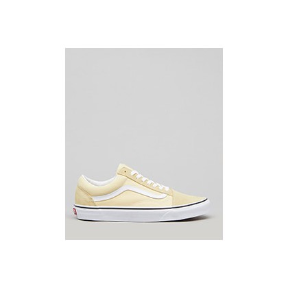 "Old Skool Shoes in ""Vanilla Custard""  by Vans"