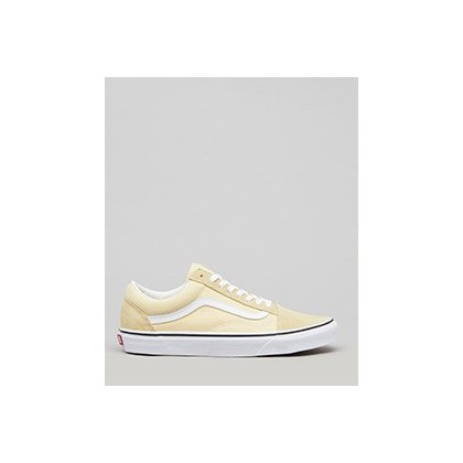 Old Skool Shoes in Vanilla Custard by Vans