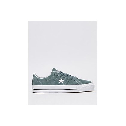 Womens One Star Shoes in Hasta/White/White by Converse