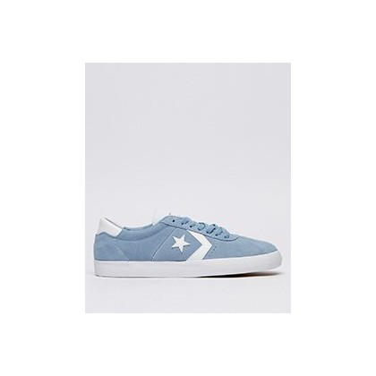 Womens Breakpoint Shoes in Washed Denim/White by Converse