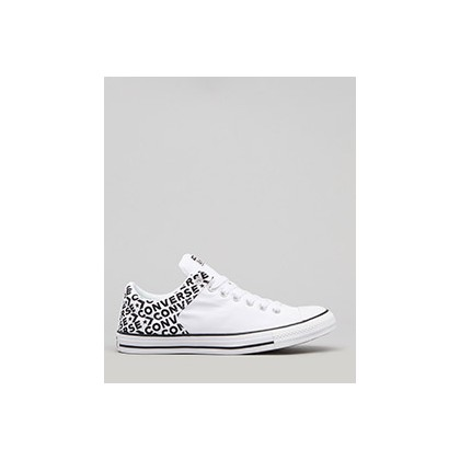 "Chuck Taylor High Street in ""White/Black/White""  by Converse"