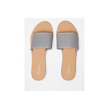 Hazel Sandals in Cement by Mooloola