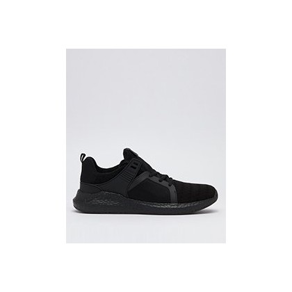 Salvage Shoes in Black/Black by Lucid