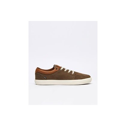Gs Shoes in Walnut/Off White by Globe