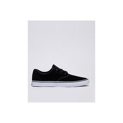 Geomet Shoes in Black/White by Lucid