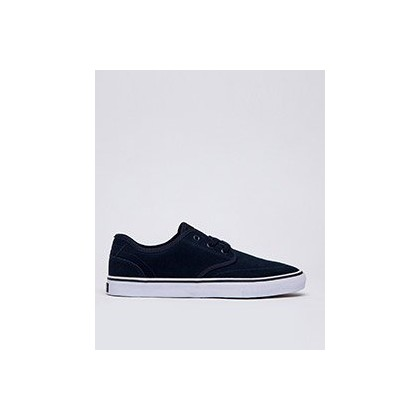 Geomet Suede Shoes in Navy/Suede by Lucid