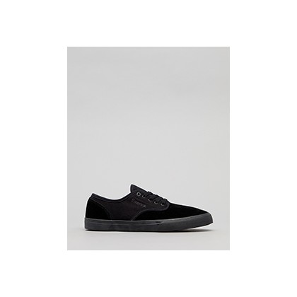 "Wino Shoes in ""Black/Black/Black""  by Emerica"