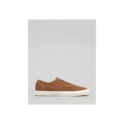 "Wino Standard Lo-Cut Shoes in ""Tan/White""  by Emerica"