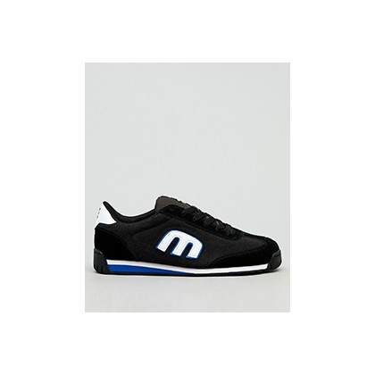 "Lo-Cut II Shoes in ""Black/Charcoal/Blue""  by Etnies"