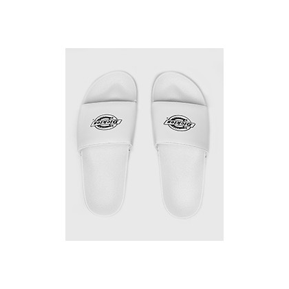 "Mens H.S Slides in ""White""  by Dickies"