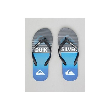 Molokai Highline Slab Thongs in  by Quiksilver