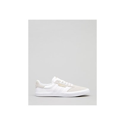 3MC Lo-Cut Shoes in Ftwr White/Crystal White/ by Adidas