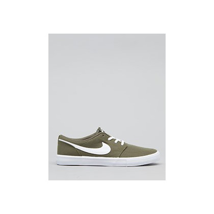 "Portmore 2 Shoes in ""Medium Olive/White-Medium""  by Nike"