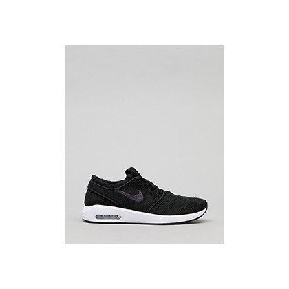 "Janoski Air Max 2 Shoes in ""Black/Anthracite-White""  by Nike"