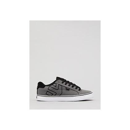 Fader Shoes in Dark Grey/Black by Etnies