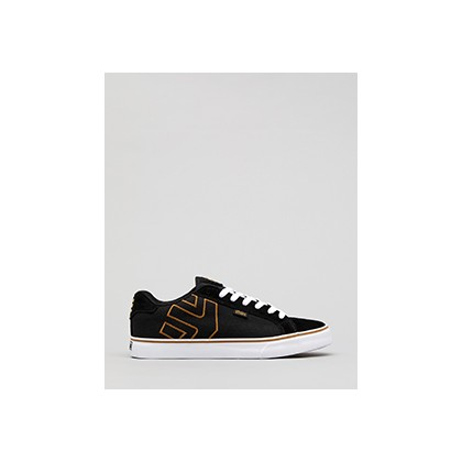 "Fader Shoes in ""Black/Gum/White""  by Etnies"