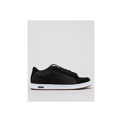 "Kingpin Shoes in ""Black/Dark Grey""  by Etnies"
